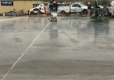 Harbor Freight Concrete Project