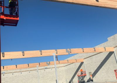Grocery Outlet in Desert Springs, Ca Construction and Framing by GSCF Inc.