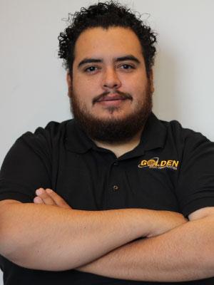 Alex Lepe - Safety Coordinator