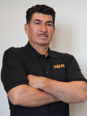 Alberto Tejeda - Concrete Foreman
