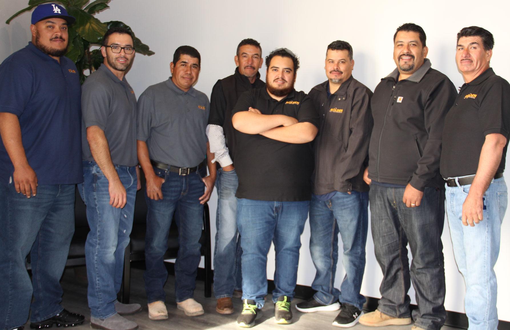 Concrete Team