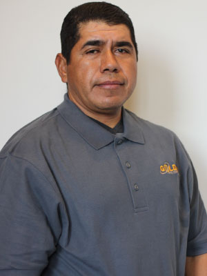 Ruben Chavez - Concrete Foreman